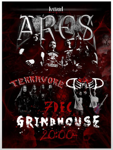 ares 2018.12.07 Grindhouse