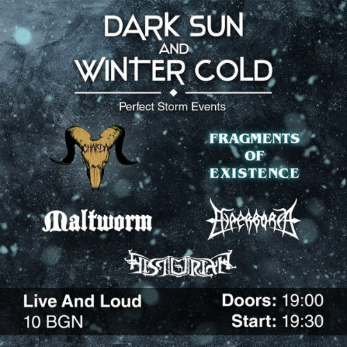 Dark Sun And Winter Cold final