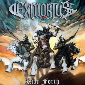 EXMORTUS – Ride Forth