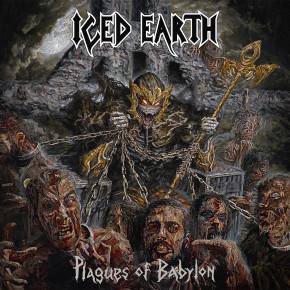 ICED EARTH – Plagues of Babylon