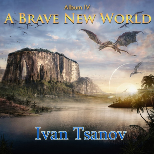 Ivan Tsanov CD Cover 1