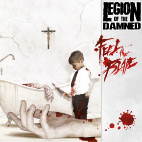 LEGION OF THE DAMNED – Feel the Blade