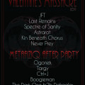 Valentine's Massacre 2019 Poster 50x70