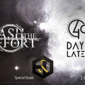 40 days later и Dash the effort event cover