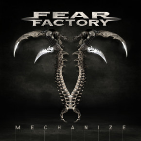 Fear Factory – Mechanize
