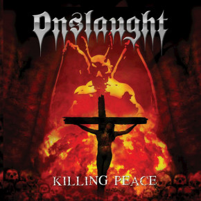 ONSLAUGHT – Killing Peace