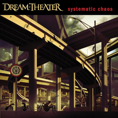 "Dream Theater – ""Systematic Chaos"""
