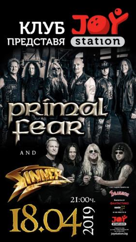 Primal Fear - Sinnner - Final