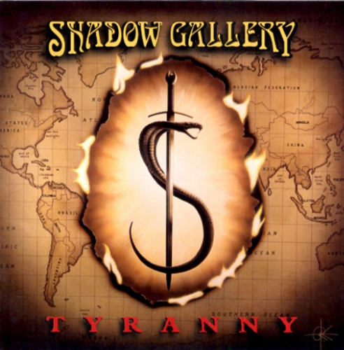 "Shadow Gallery – ""Tyranny"""