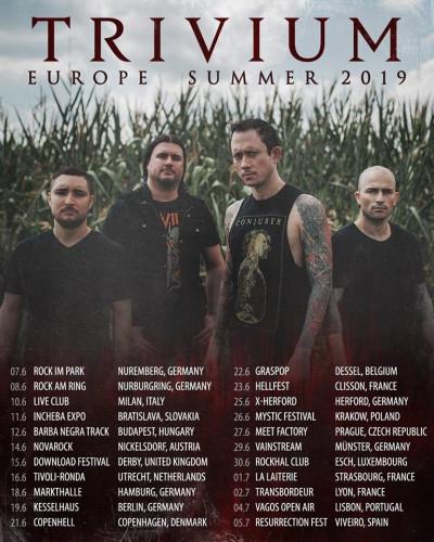 tribium tour 2019
