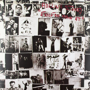 THE ROLLING STONES – Exile On Main Street
