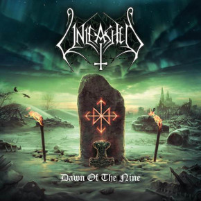 unleashe-cover-dawn of the nine