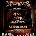 malpraxis-day of execution-sauerkraut