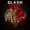 Slash artwork - Apocalyptic Love
