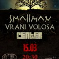 smallman - vrani volosa - center