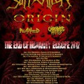 suffocation tour 2012