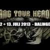 Bang Your Head!!! 2013
