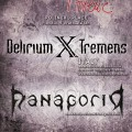 Fanagoria и Delirium X Tremens @ Пловдив