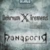 Fanagoria и Delirium X Tremens @ Плевен