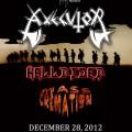 Axecutor, Hellrider и Mass Cremation @ Варна