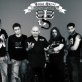 John Steel with Blaze Bayley