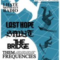 Last Hope, Smut, The Bridge, Them Frequencies flyer