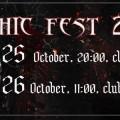 Gothic fest Sofia 2013