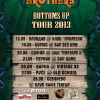 booze brothers Bottoms Up Tour Poster