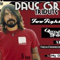 Dave Grohl tribute multimedia