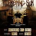 awakening sun lieveil 07.10.13 FREE entr