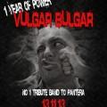 VULGAR BULGAR poster