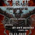 il pasaro live club post