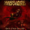 massacre back from beyond cd