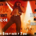 Bon Scott tribute multimedia