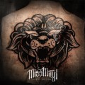 Miss May I-Rise of the lion 2014 album cover