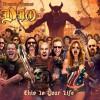@Ronnie James Dio Cover Art