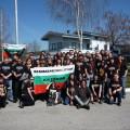 По пътя към Белград за концерта, 20.03.2010.