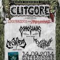 clitgore, coprostasis 14.09.14
