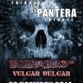 HAMMERHEAD(BG) & VULGAR BULGAR Poster 22.11.2014