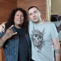Vasko & Chuck Billy Testament 2014