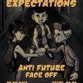 expectations redound face off anti future poster