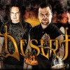 Desert band with logo