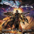 Judas Priest Helloween Poster