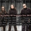 the father of serpents band photo tour dates 2015