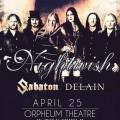 Nightwish DVD@Vancouver - 25.04.2015