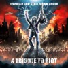 thunder and steel down under a tribute to riot cover 2015