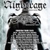 nightrage - zonaria tour