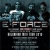EForce flyer poster