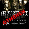 MARDUK Cancelled POSTER
