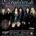 Updated: Nightwish live at Romexpo, Bucurest